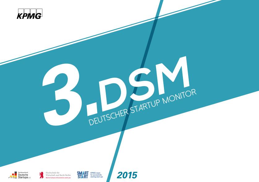 Vorstellung des deutschen Startup Monitors Bremen