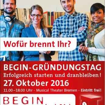BEGIN-GRÜNDUNGSTAG