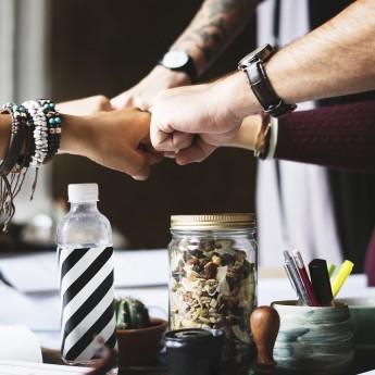Startups treffen auf starke Sparringspartner
