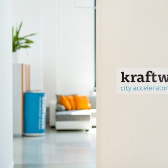 New kraftwerk programme provides intense support for startups