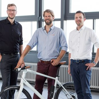 Kai Meissner and his startup eMotum – new additions to the kraftwerk support programme