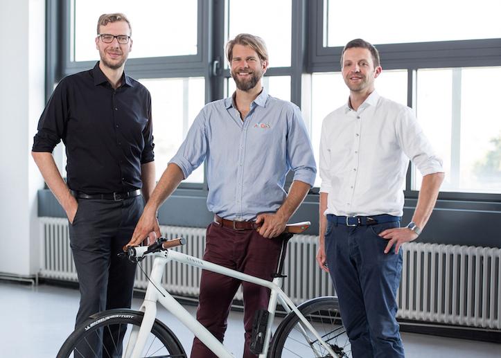 Neu im kraftwerk-Förderprogramm: Kai Meissner und sein Startup eMotum